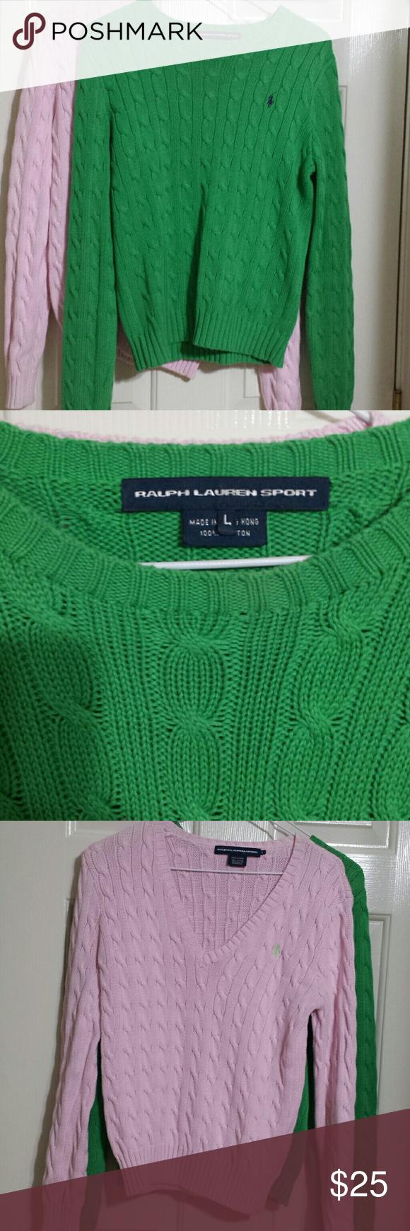 Ralph Lauren sweater bundle | Ralph lauren, Pink and Babies