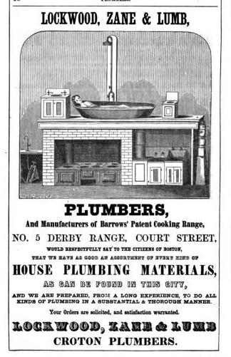 1850 Ad Lockwood Zane And Lumb Lockwood Vintage Ads Retro