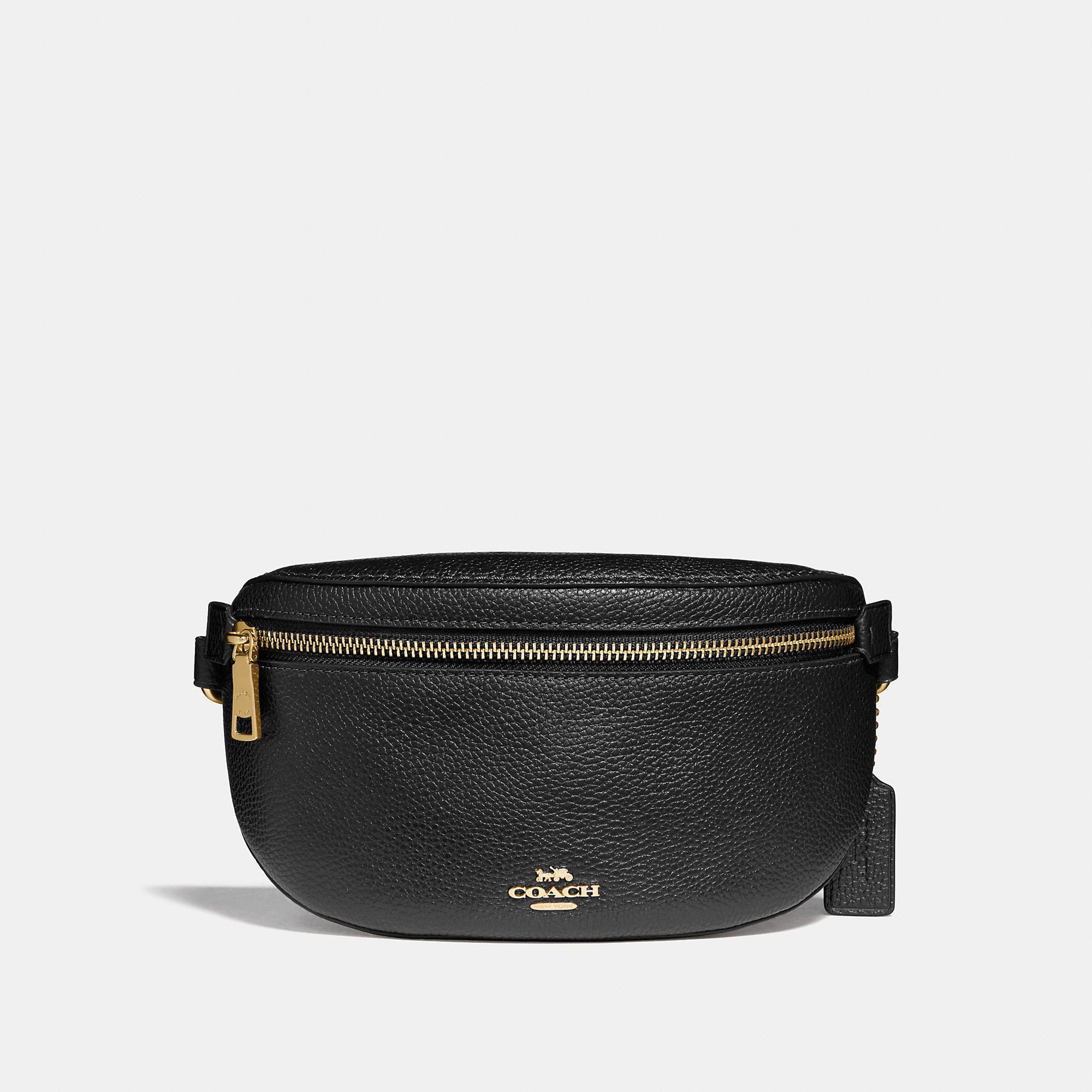 269ce1eeb2 Belt Bag in 2019 | Products | Leather belt bag, Coach belt, Bags