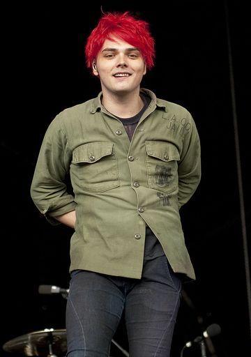 July 10, 2011 - Gerard Way Gallery