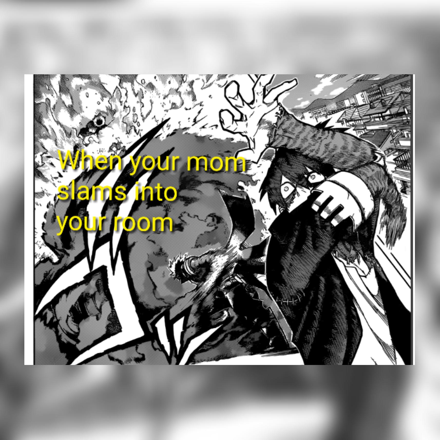 I made a meme uwu Anime, My hero, Fictional characters