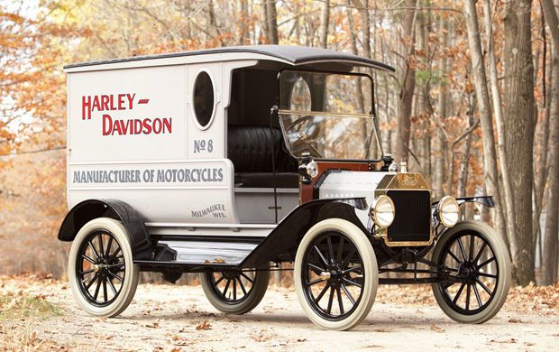 1916 Ford Model T Delivery Truck Classic Cars Trucks Vintage