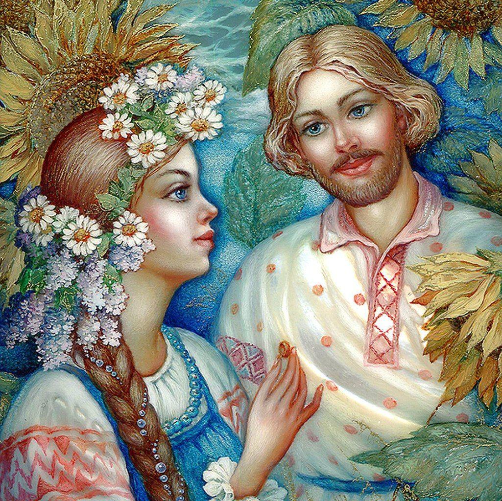Славянские мужи картинки