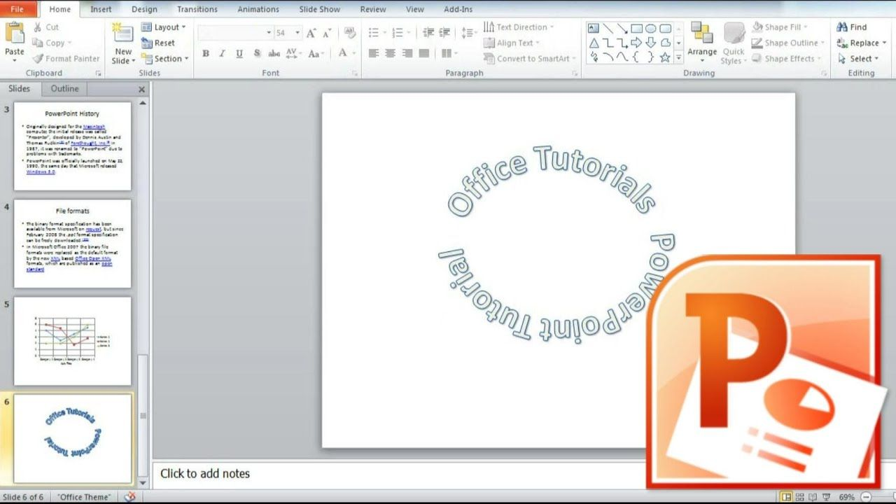 How To Curve Text In Powerpoint How To Make Circular Text In Powerpoint Powerpoint Presentation Powerpoint Tutorial Powerpoint