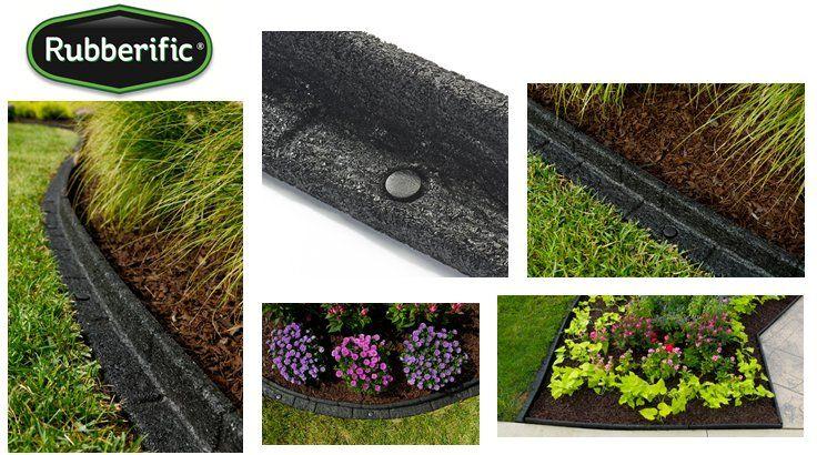 Rubberific Debuts New Premium Landscape Edging Landscape 640 x 480