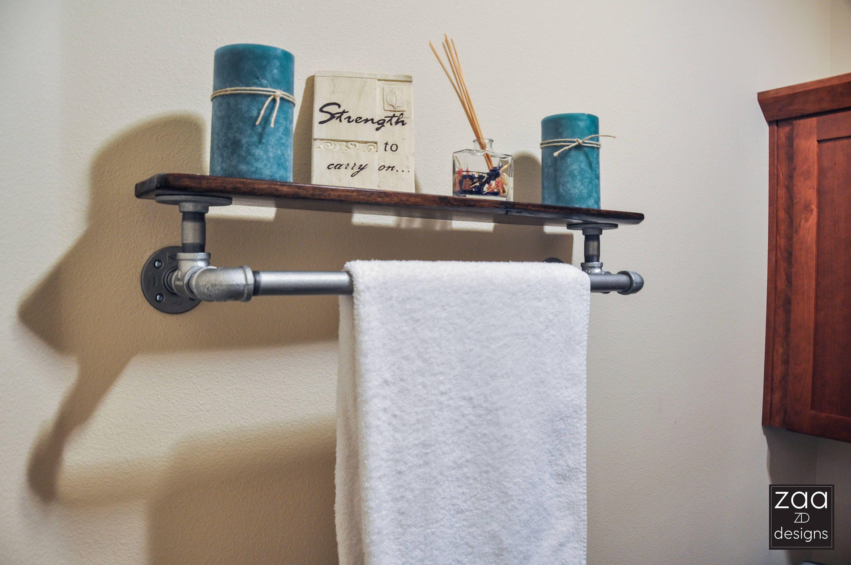 Wood Towel Rack. Wood Towel Rack W - Viraliyat.co