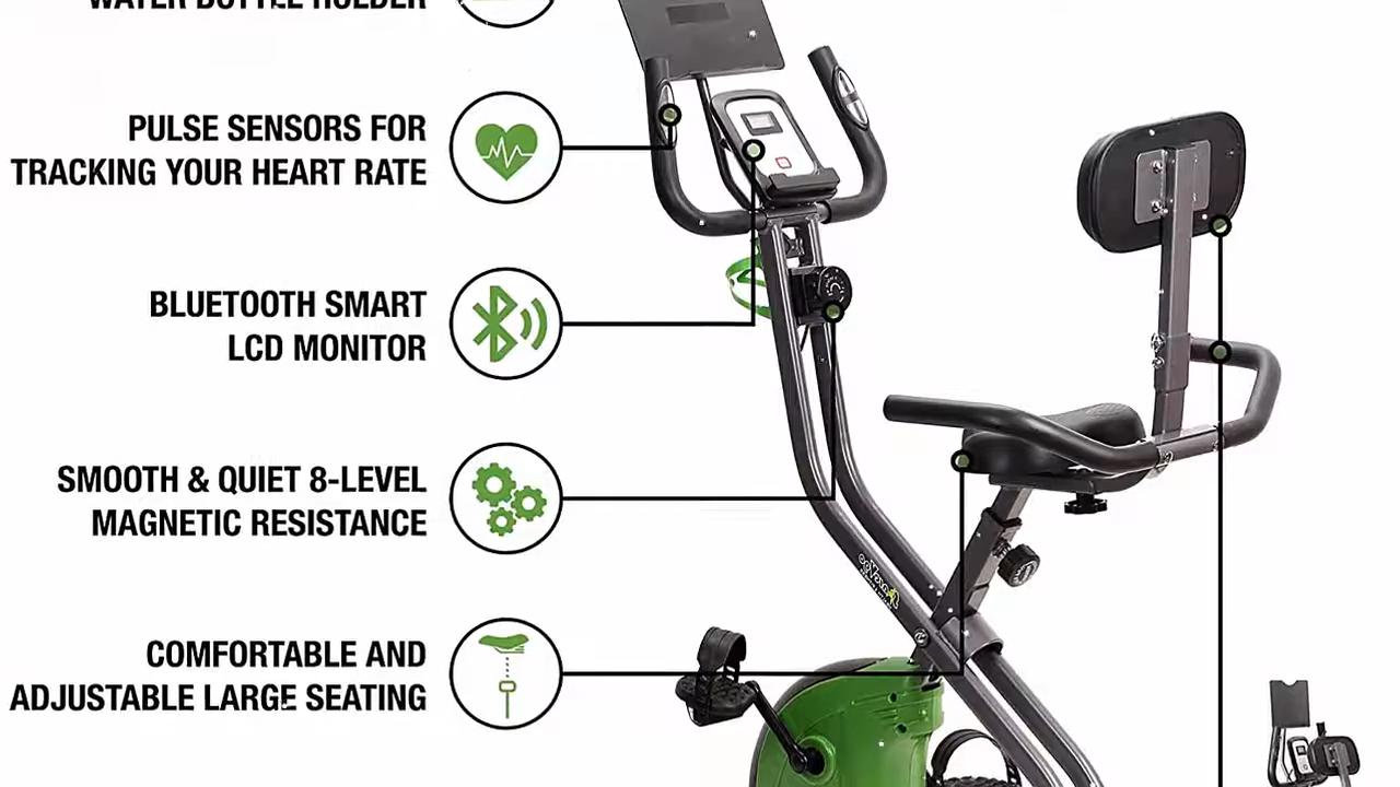Weslo Pursuit G 3 1 Magnetic Trike Trainer 709 Credit Score