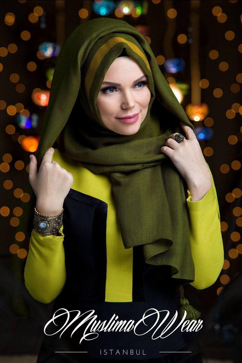 Queen Hijab Khaki Green   Hijab collection, Hijab, Khaki green