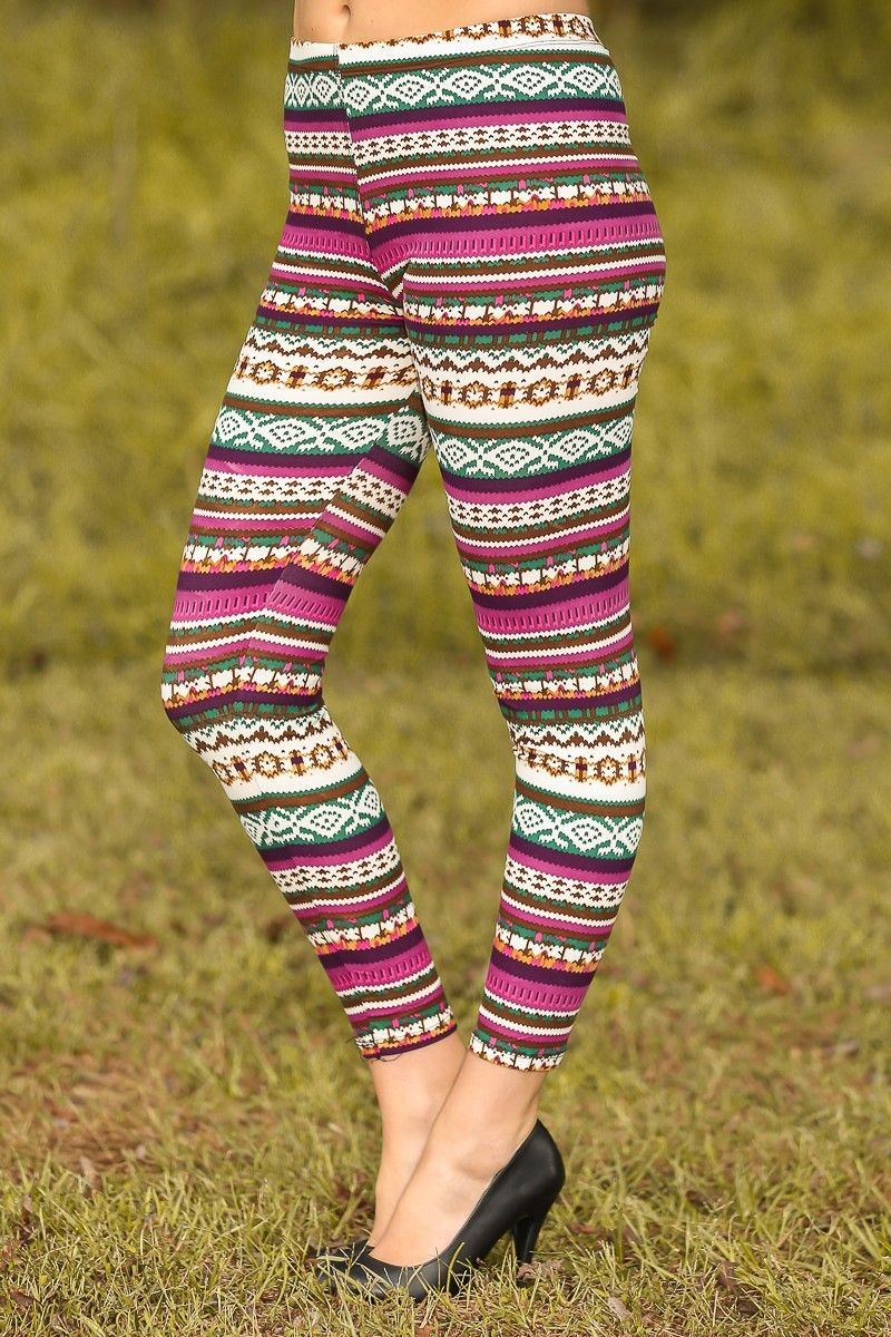 I have these, and they are the softest, most comfortable leggings! highly recommend them. from red dress boutique.