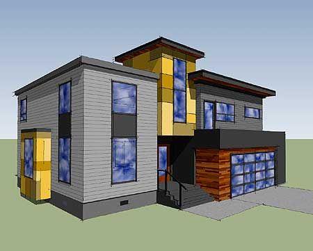 Modern Big Houses Plans House Design Plans