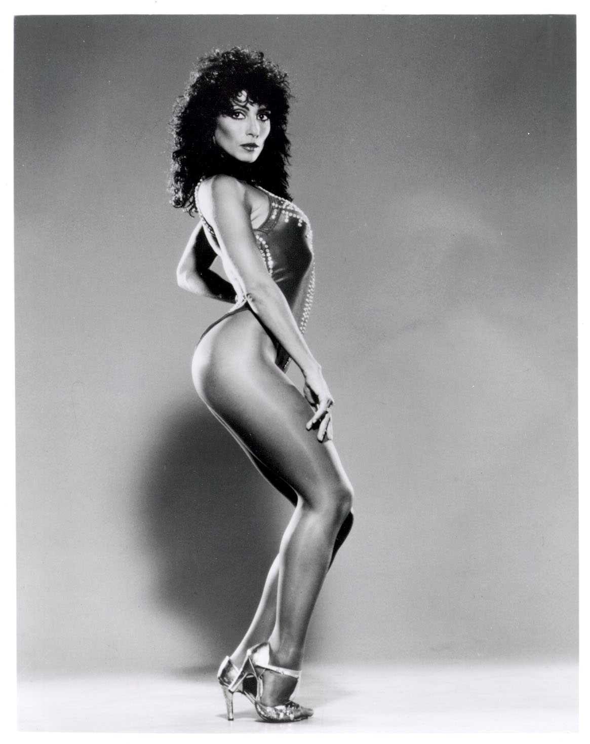 Solid Gold dancer Deborah Jenssen
