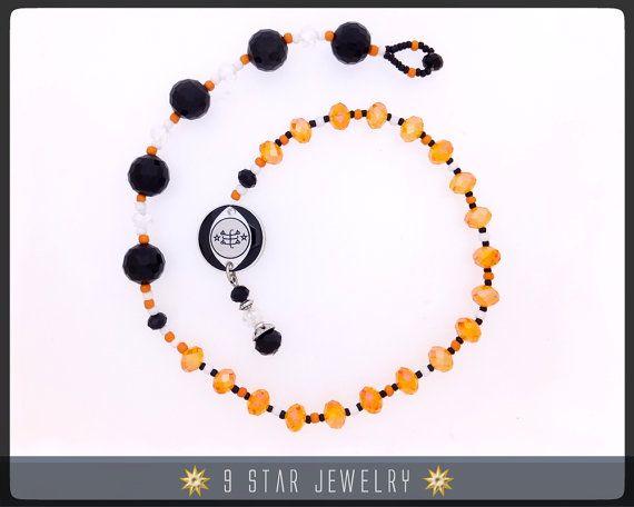 Bahai Prayer Beads W Bahai Ring Stone Symbol 5x19 Allh U Abh
