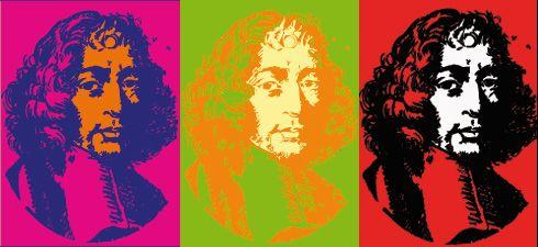 Baruch de Spinoza war ein niederländischer Philosoph mit sephardischen Vorfahren und Muttersprache Portugiesisch. Er wird dem Rationalismus zugeordnet und gilt als einer der Begründer der modernen Bibelkritik.