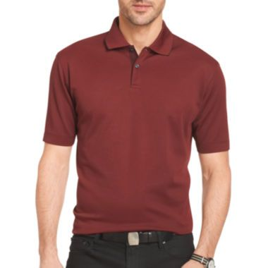 a763cadc3b05 Van Heusen® Traveler Short-Sleeve Polo found at  JCPenney