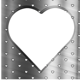 Monica Michielin Alfabetos Silver Hearts Polka Dots Alphabet Numbers And Icons Png Silver Heart Dots Polka Dots