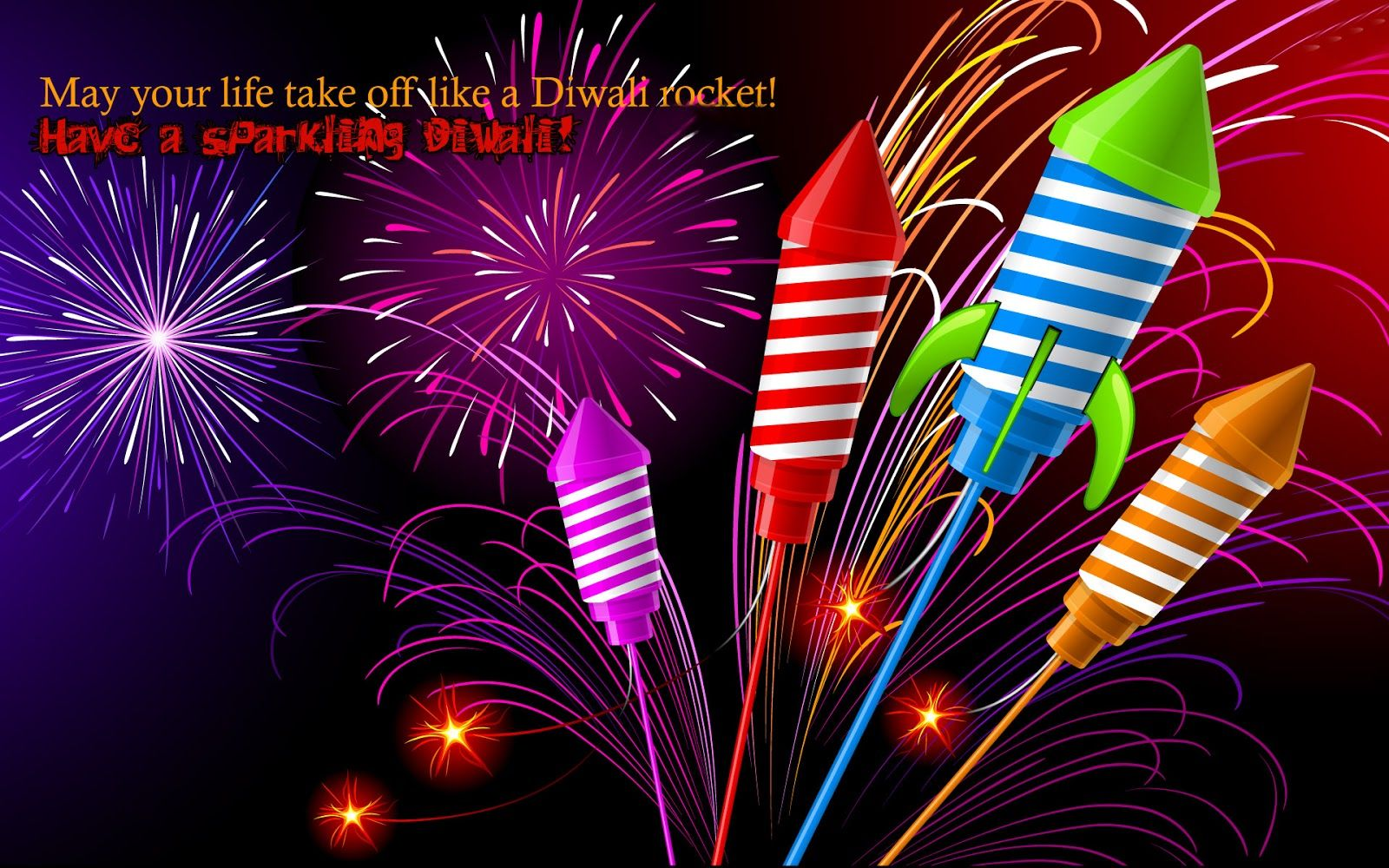 Happy Diwali And New Year Wallpapers: Diwali Crackers HD Wallpapers
