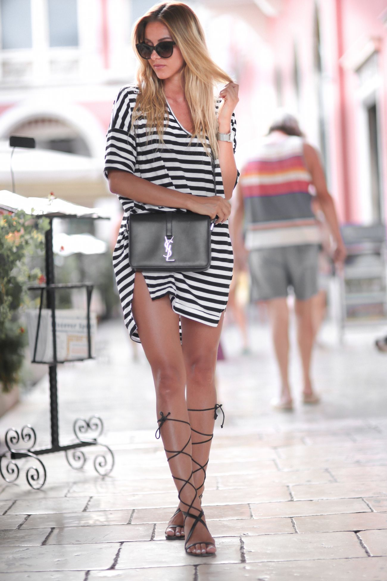 Striped Outfits   Ideas  In 2015 Stripes Are No Longer A Trend e0587d98b