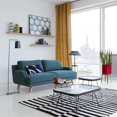 Petits Canapés Craquants Pour Studio Et Petit Salon Petits Canapés - Canapé 3 places pour interieur design salon