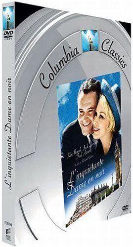 L'Inquiétante dame en noir - DVD  NEUF