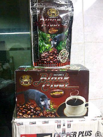Arabica Black Civet 100%. We produce Arabica coffee from selected civets which live freely in our farm in North…