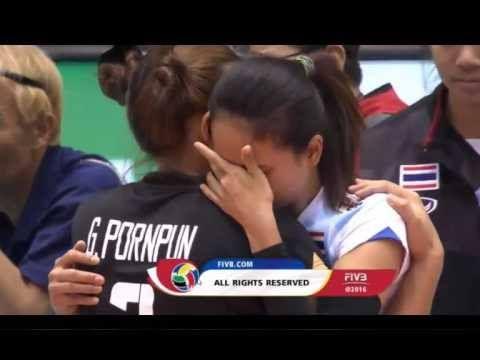 นกวอลเลยบอลสาวไทยรองไหหลงจบเกมสการแขงขน คดโอลมปก via Popular Right Now - Thailand http://www.youtube.com/watch?v=9j03JfYHSLk