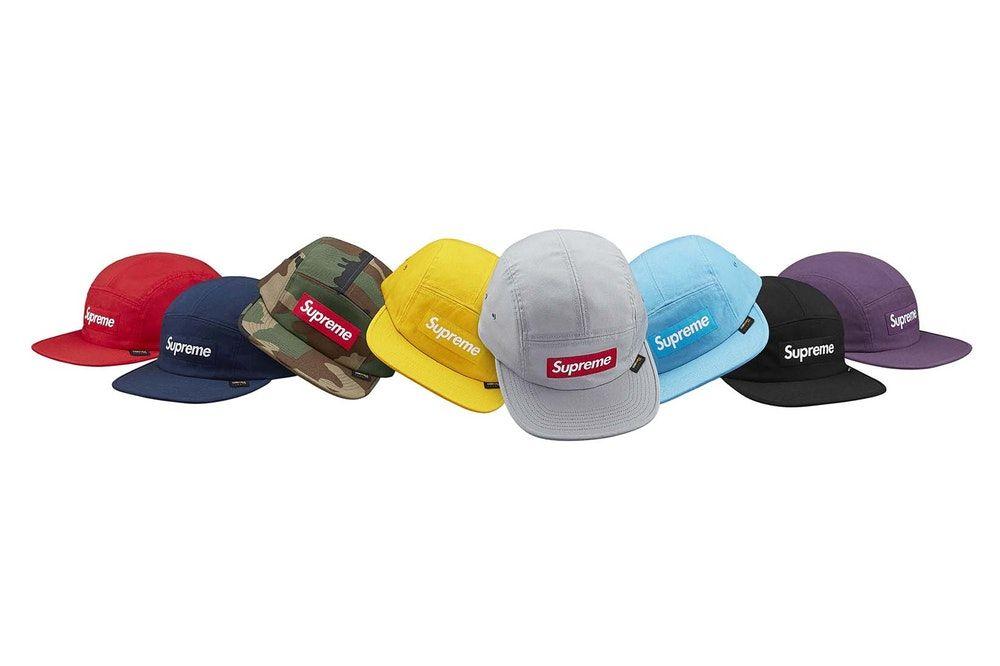 a032d0013 Supreme Spring/Summer 2018 Hats | Hats / Caps | Summer hats, Hats ...