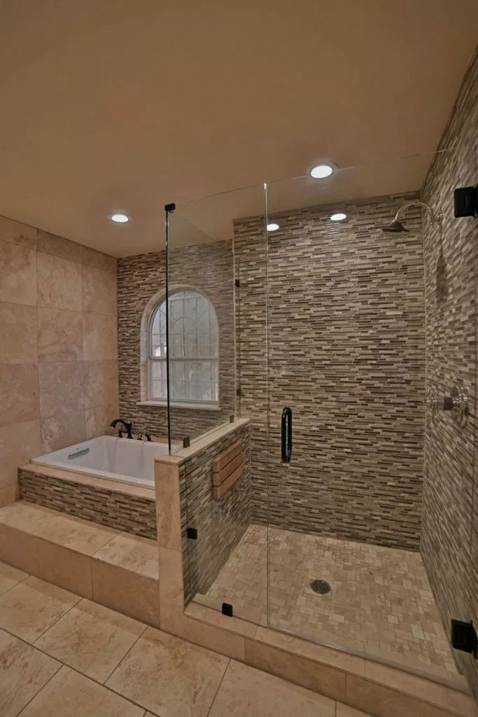 Beautiful Bathrooms With Footed Baths Cladded Walls And Colour That Is Muted Home Decor I In 2020 Budget Bathroom Remodel Bathrooms Remodel Bathroom Remodel Shower