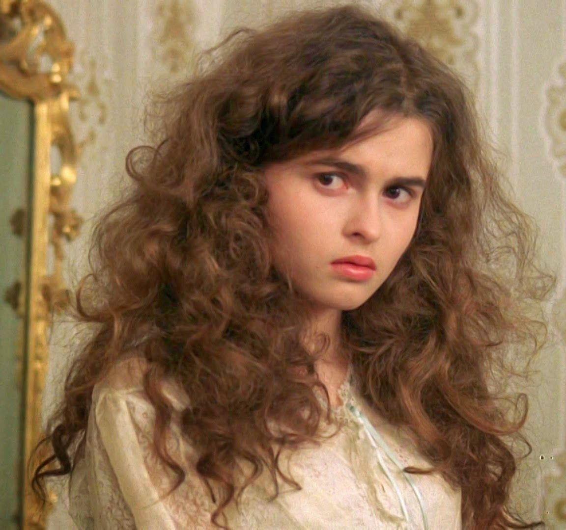 Welche Haarfarbe Hat Helena Bonham Carter In Einem Zimmer Mit Aussicht Ich Mochte Meine Haa Haarfarben Welche Haarfarbe Meine Haare