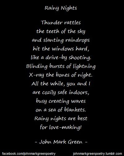 making Romantic poems love