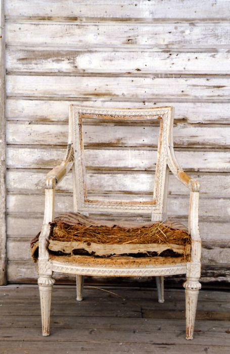 Life Of A Chair Rustic Furniture Deconstructed Chair Rustic Country Furniture
