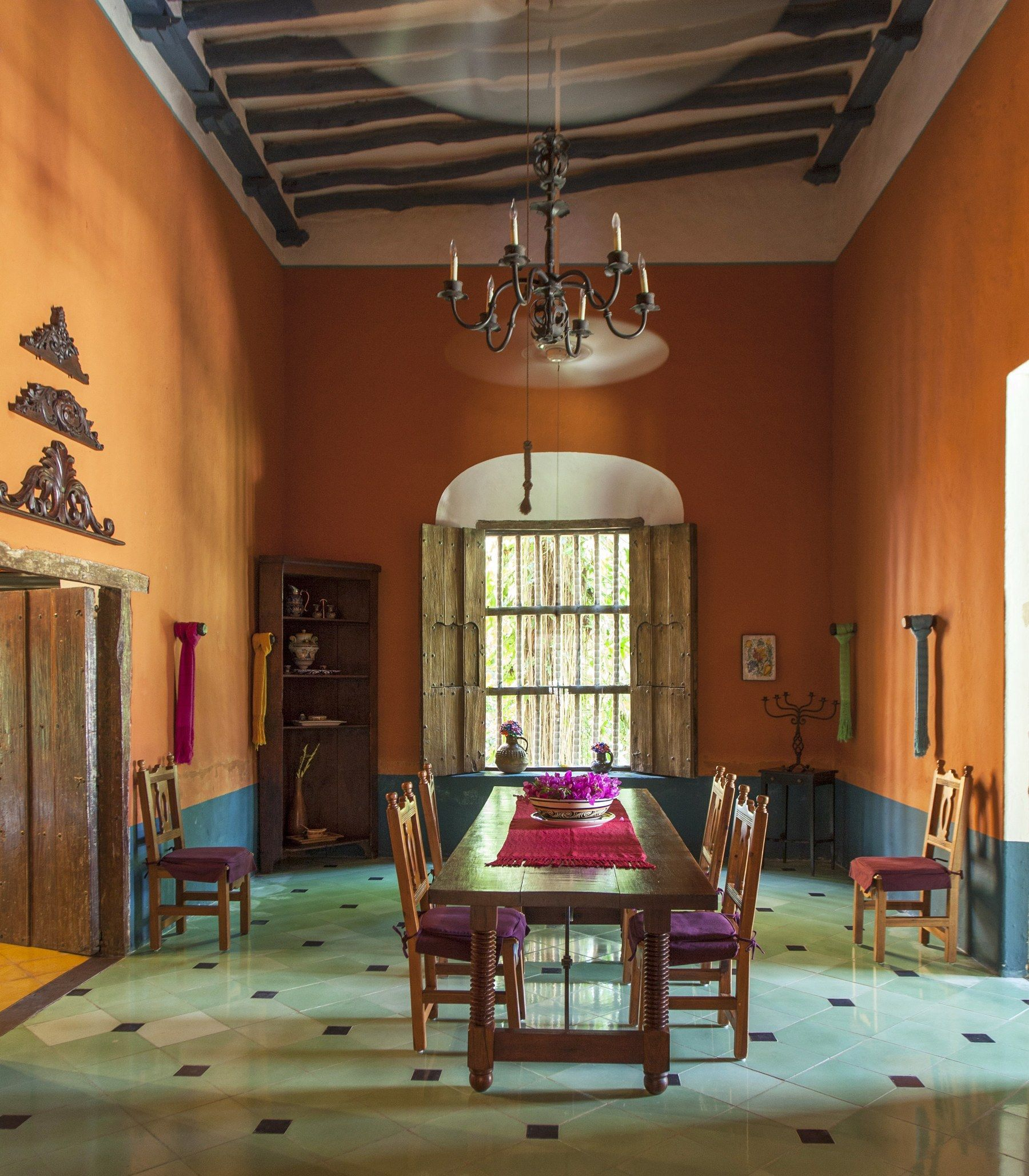 The 17Th Century Hacienda Petac Sits On The Remains Of An