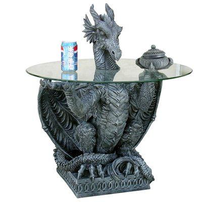 Gargoyle Coffee Table I Ll Take Two Dragon Table Gothic
