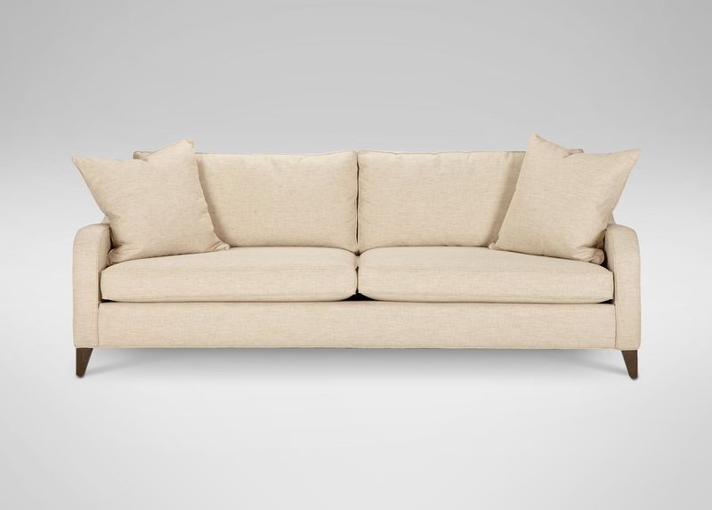 Dylan Sofa, Also Available With Slipcover. Ethan Allen.