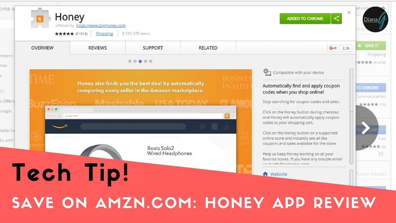Honey Chrome App Quick ReviewHow it Works with