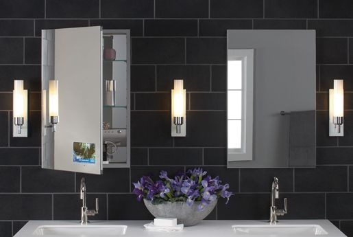 Top 10 Best Modern Medicine Cabinets Modern Bathroom