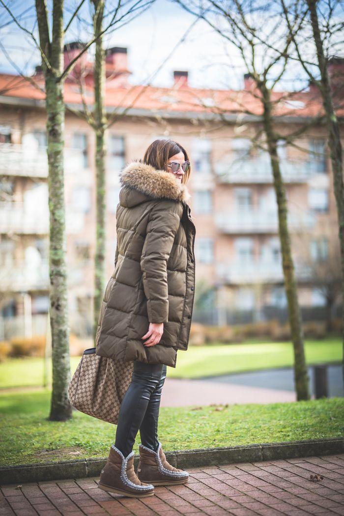 erótico letra águila  Es cuestión de Estilo !!! - Fashion Blog: Plumifero Verde | Ropa de  invierno mujer, Plumiferos mujer, Ropa de invierno