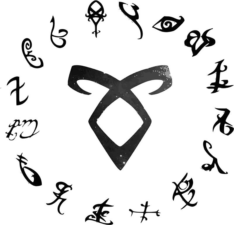 shadowhunters runen