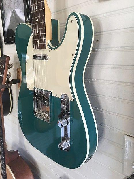 Fender 1962 Avri Reissue Telecaster 2000 Ocean Turquoise Olddavy Formerly Fairview Guitar Reverb Telecaster Guitar Fender