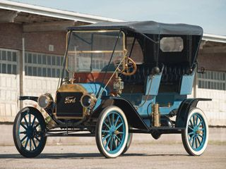 Cars That Changed The World Ford Model T Antique Cars Ford