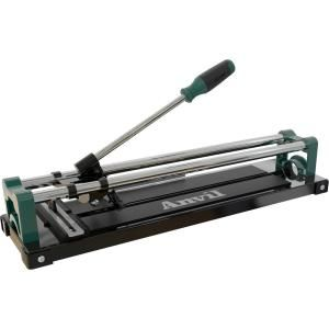 Anvil 14 In Ceramic And Porcelain Tile Cutter 10214anv The Home Depot In 2020 Tile Cutter Porcelain Flooring Porcelain Tile