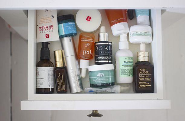 The Skincare Drawer Kate La Vie Skin Care Care Organization