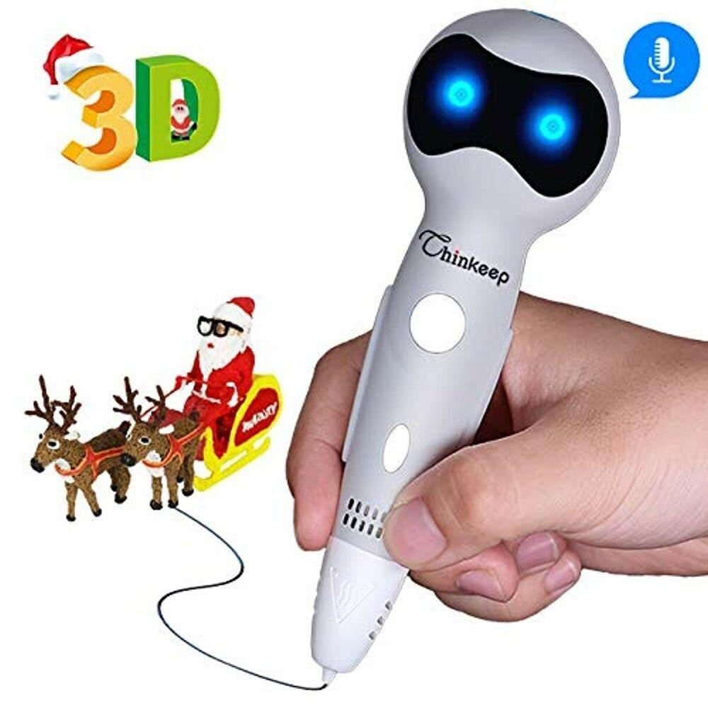 3D Pen for Kids, 3D Printing Printer Pen of Safe Low
