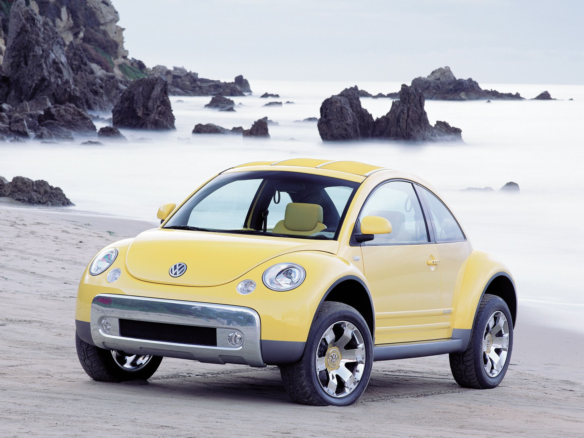 volkswagen new beetle dune concept concept cars prototypes future vehicles pinterest. Black Bedroom Furniture Sets. Home Design Ideas