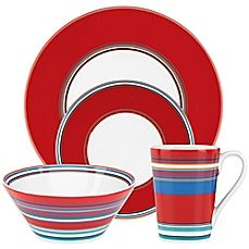 Image Of Dkny Lenox Urban Essentials Dinnerware Collection In
