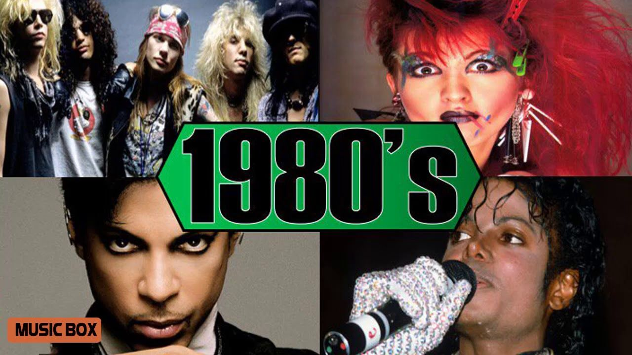 Top 100 Songs Of 1980 Greatest 80s Music Hits Unforgettable