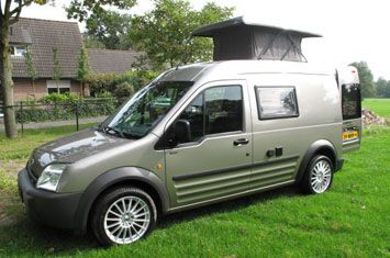 Image result for stealth van ford connect convert