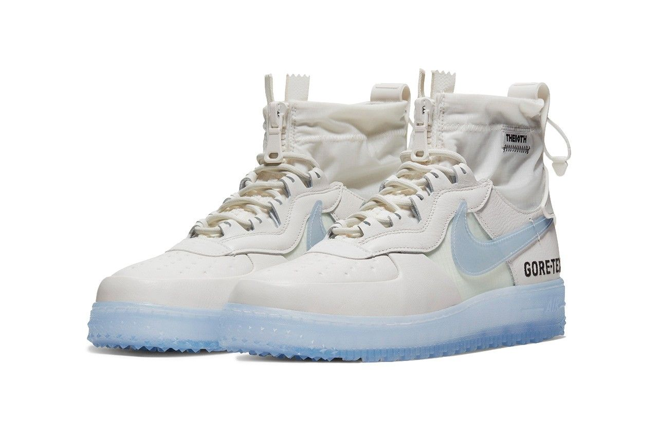 Nike Dresses Air Force 1 High, Low in Autumn Ready GORE TEX