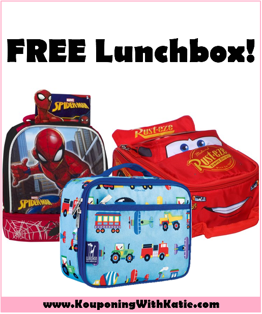 MONEY MAKER On Lunchboxes From Walmart | Couponing | Pinterest