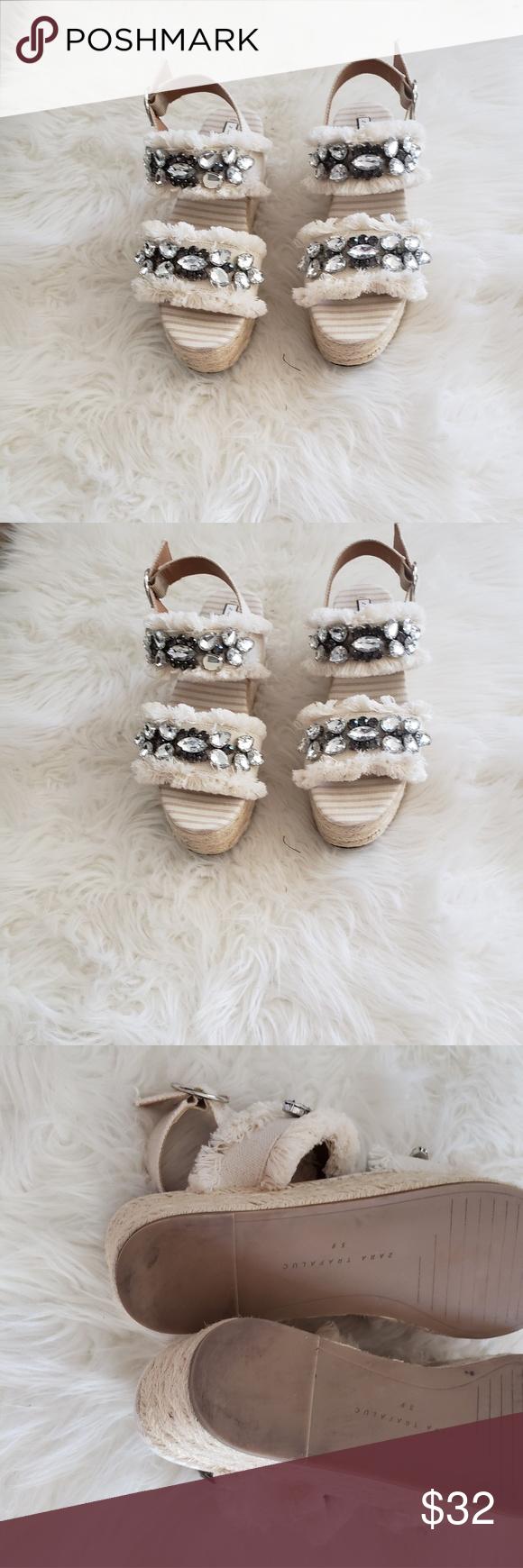 ZARA PLATFORM SANDAL   Platform sandals