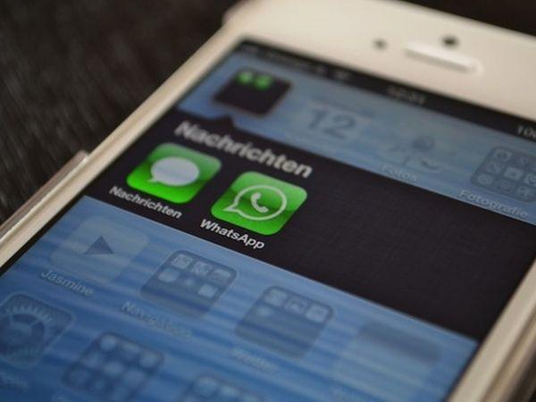 Whatsapp Update Iphone 5
